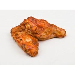 Alitas de pollo aliñadas